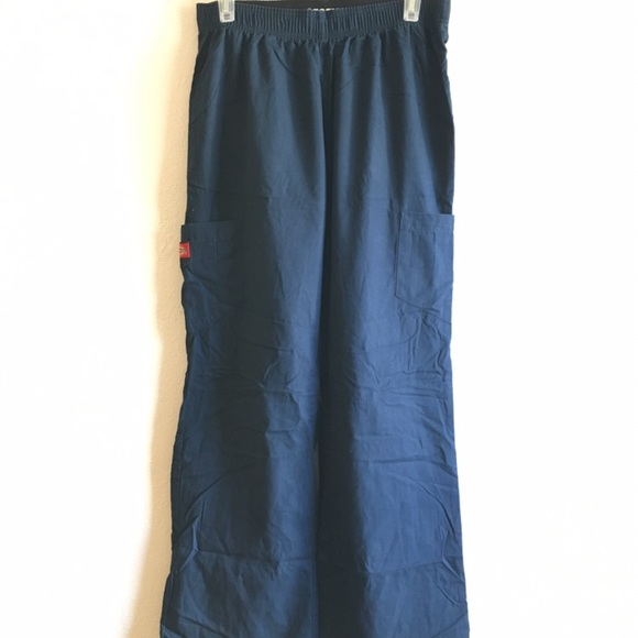 Dickies Pants - Dickies navy blue scrub pants